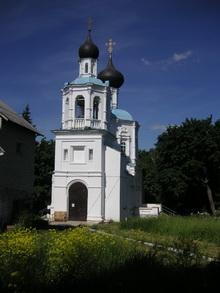 Смоленский храм с. Кривцы